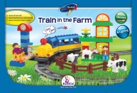 #944 - Train In The Farm