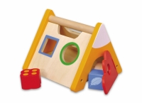 #401 - Shape Sorter - 13 Pcs