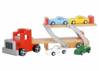 #406 - Car Transporter - 9 Pcs