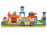 #408 - City Building Blocks - 84 Pcs