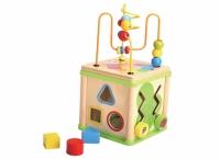 #411 - Activity Cube - 5 Activities In 1 Box