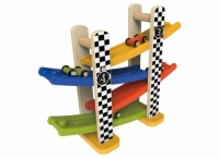 #412 - Ramp Racer - 4 Pcs