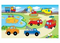 #427 - Vehicles Puzzle