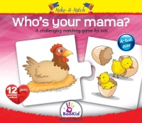 #910 - Who's Your Mama