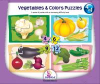 #919 - Vegetables & Colors
