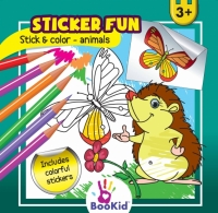 #115 - Sticker & Fun