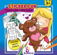 #116 - Sticker & Fun